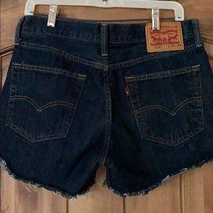 Levi's Shorts - Levi's cut offs
